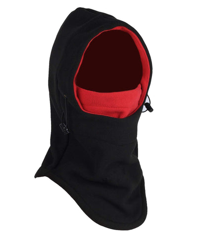 Solid Color Single Layer Performance Fleece Wicking Neck Gaiter (select color for pricing)