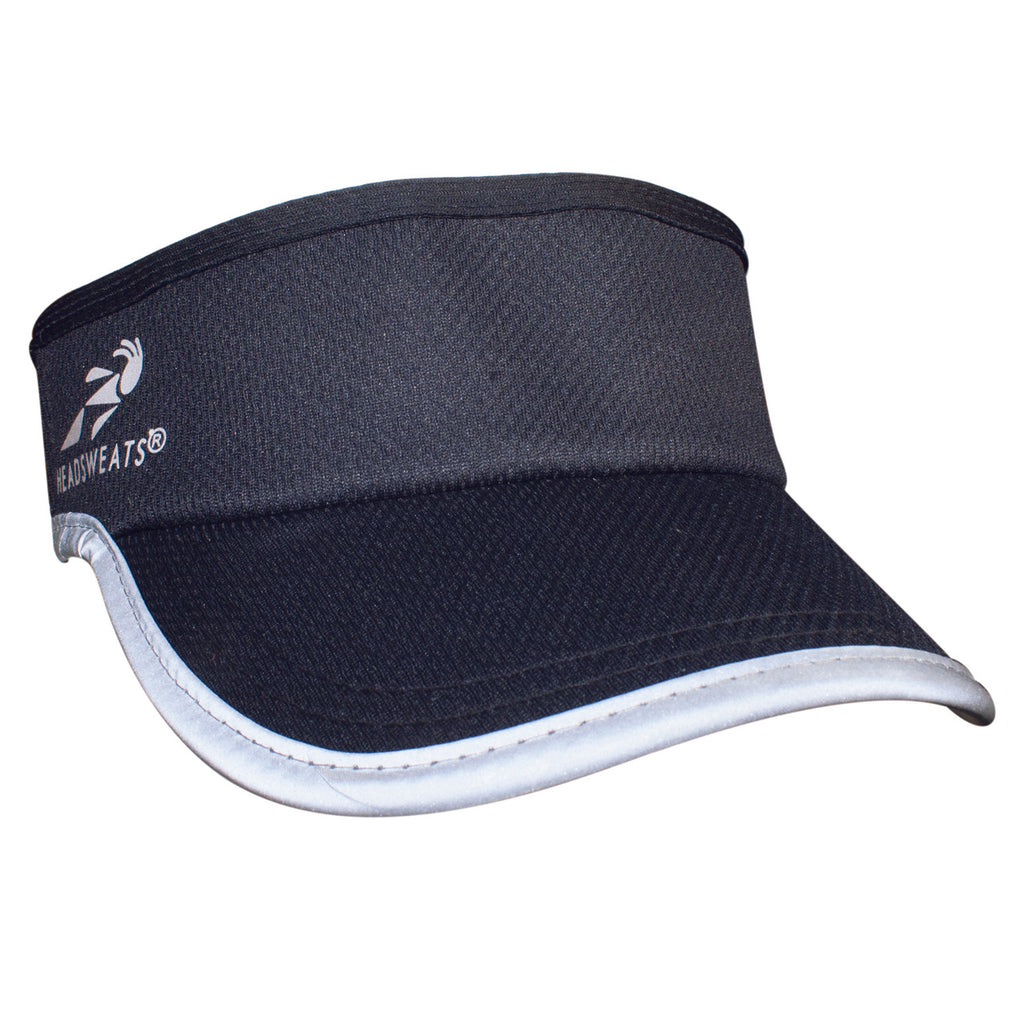 KristenGarzone Collection Black Reflective Visor