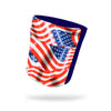 American Flags Fashion and Black Wicking Armband 6.22