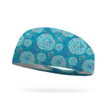 Aqua Garden Wicking Performance Headband