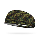 Army Camo Performance Wicking Headband