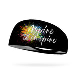 Aspire to Inspire Wicking Performance Headband