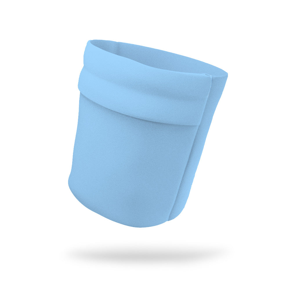 "Solid Color Wicking Armband 6.22"" Height"