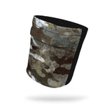 Barracks and Black Wicking Armband 6.22