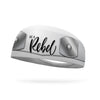 Be A Rebel Wicking Performance Headband