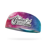 Be the Badass Girl Wicking Performance Headband