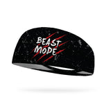 Beast Mode Shred Wicking Performance Headband