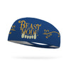Beauty and the Beast Mode Wicking Performance Headband