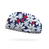 Betsy Floral Wicking Performance Headband