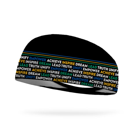 Train Hard Wicking Performance Headband