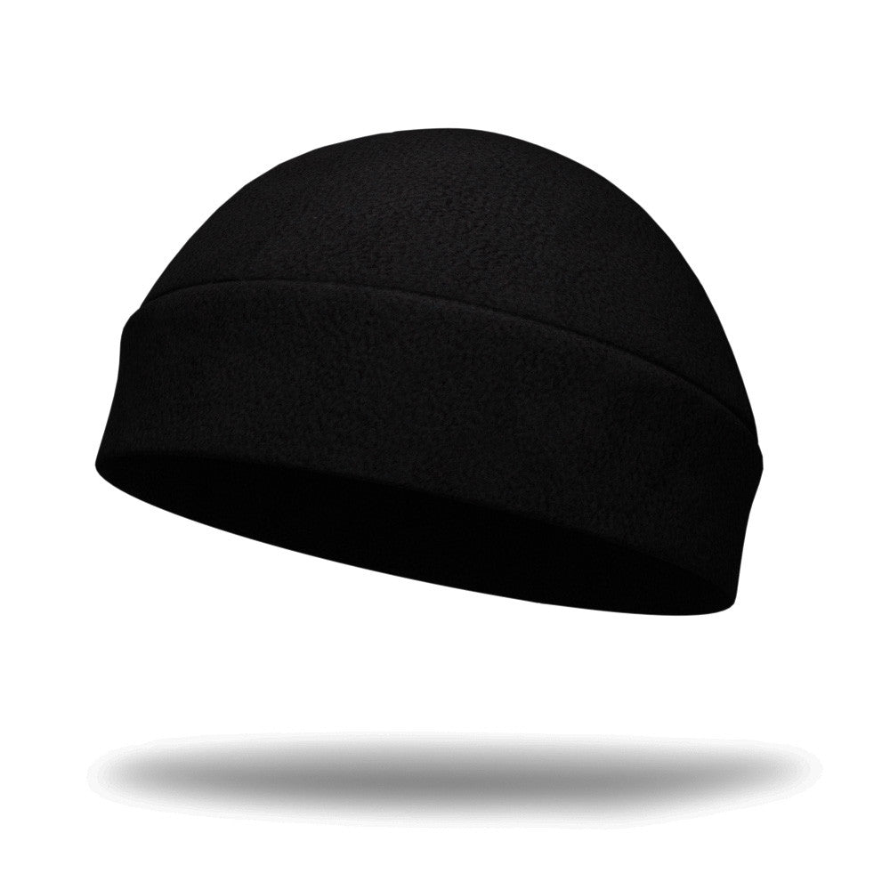 Solid Color Wicking Ponytail Hat
