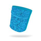 Blue Lagoon Shimmer Fashion and Aqua Wicking Armband 6.22