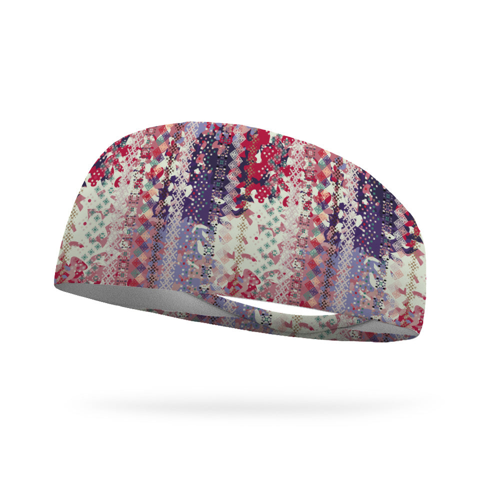Bohemian Wicking Performance Headband