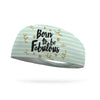 Born to Be Fabulous Wicking Performance Headband