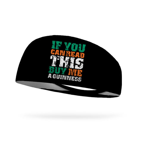 Black History Month Wicking Headband