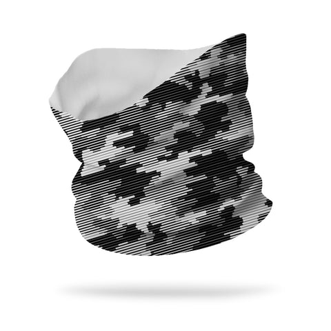 "Lycra Hunting Camo Neck Gaiter (12"" length)"