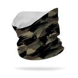 Camo Paint Wicking Neck Gaiter (12