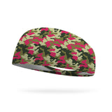 Camo Girl Performance Wicking Headband