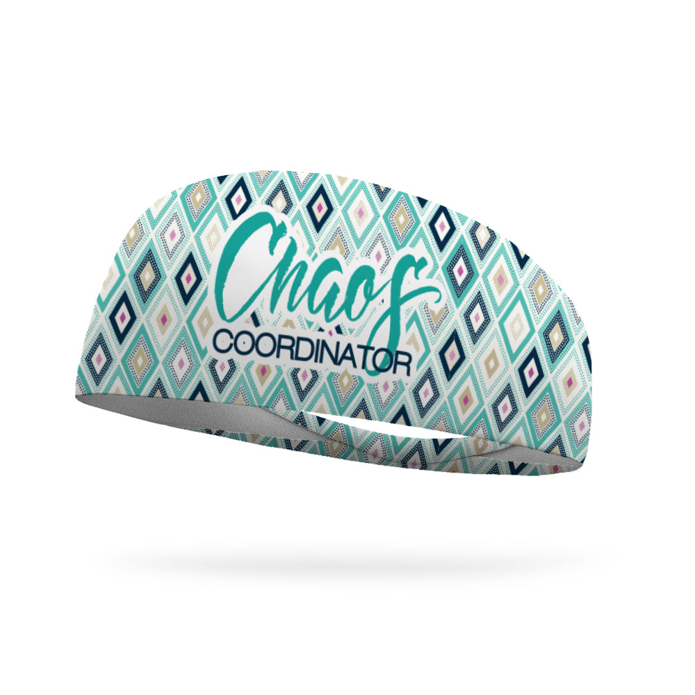 Chaos Coordinator Performance Wicking Headband