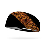 Cheetah Stripe Wicking Performance Headband