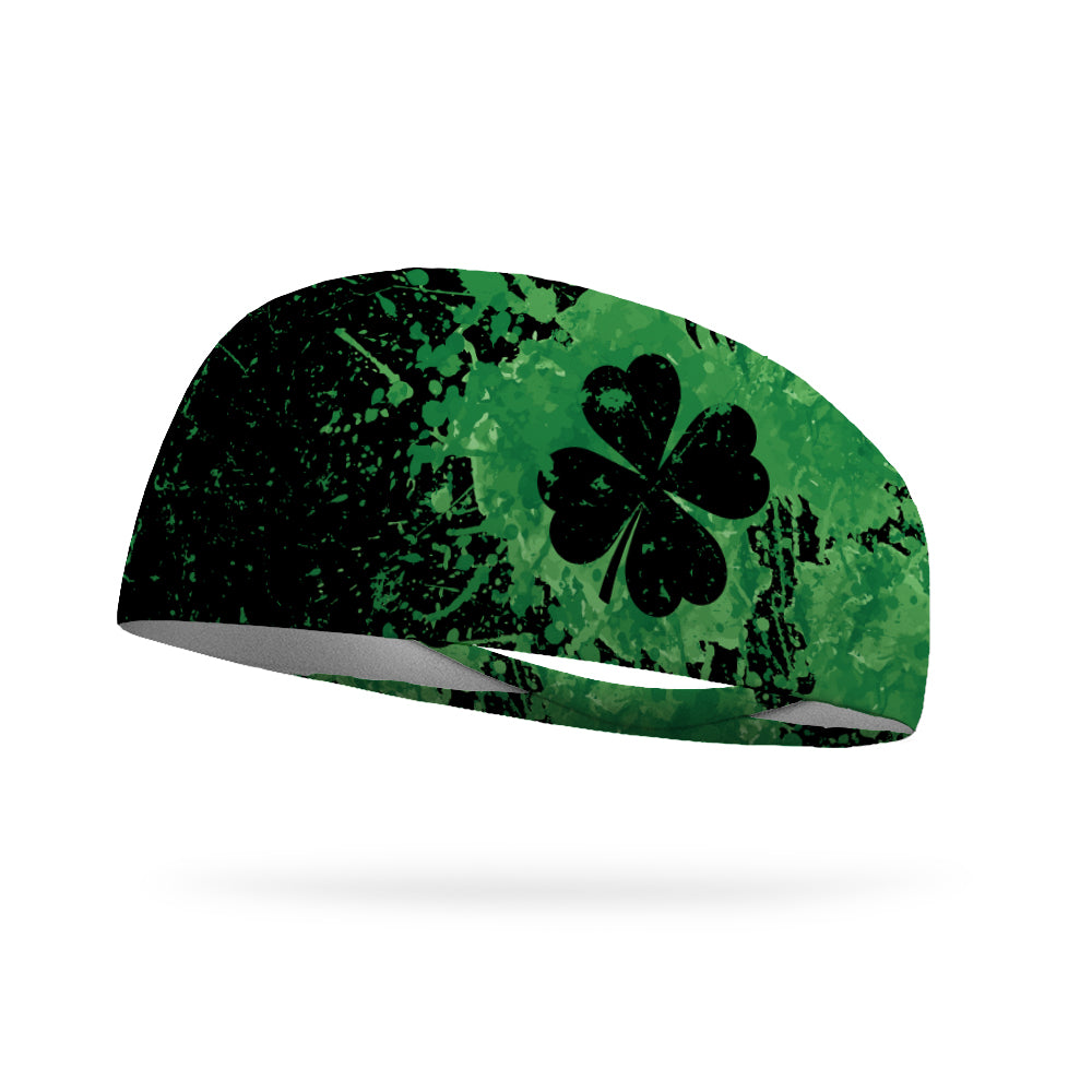 Clover Chaos Wicking Headband