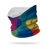 Lycra Color Spill V1 Lycra Neck Gaiter