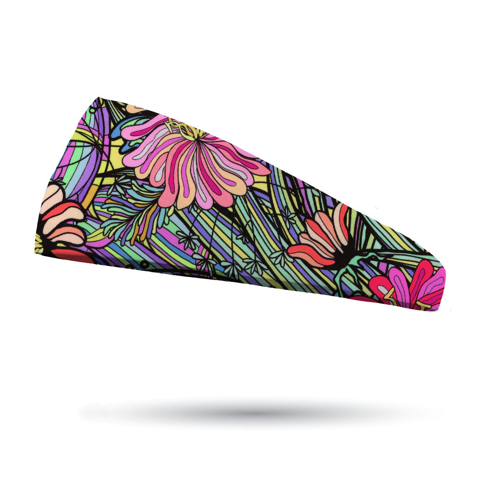 Fashion Color Me Floral Headband