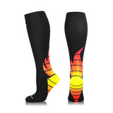 Fire Compression Socks