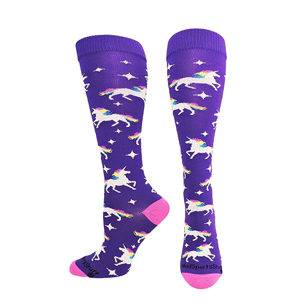 Unicorn Compression Socks
