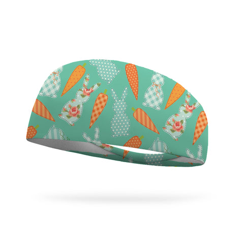 Tie Dye Raven Wicking Performance Headband