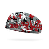 Digital Camo Bootcamp Wicking Headband
