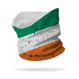 Distressed Irish Flag Wicking Neck Gaiter 12