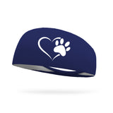 Dog Love Wicking Performance Headband