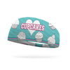 Doodle Cupcakes Color Your Own Wicking Headband