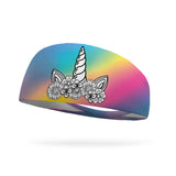 Doodle I'm A Unicorn Color Your Own Wicking Headband