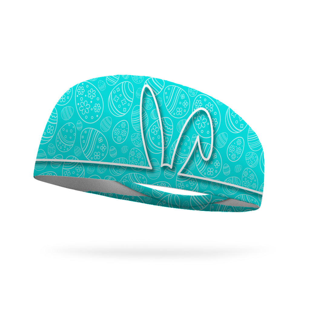 Easter Bunny Ears to You Wicking Headband