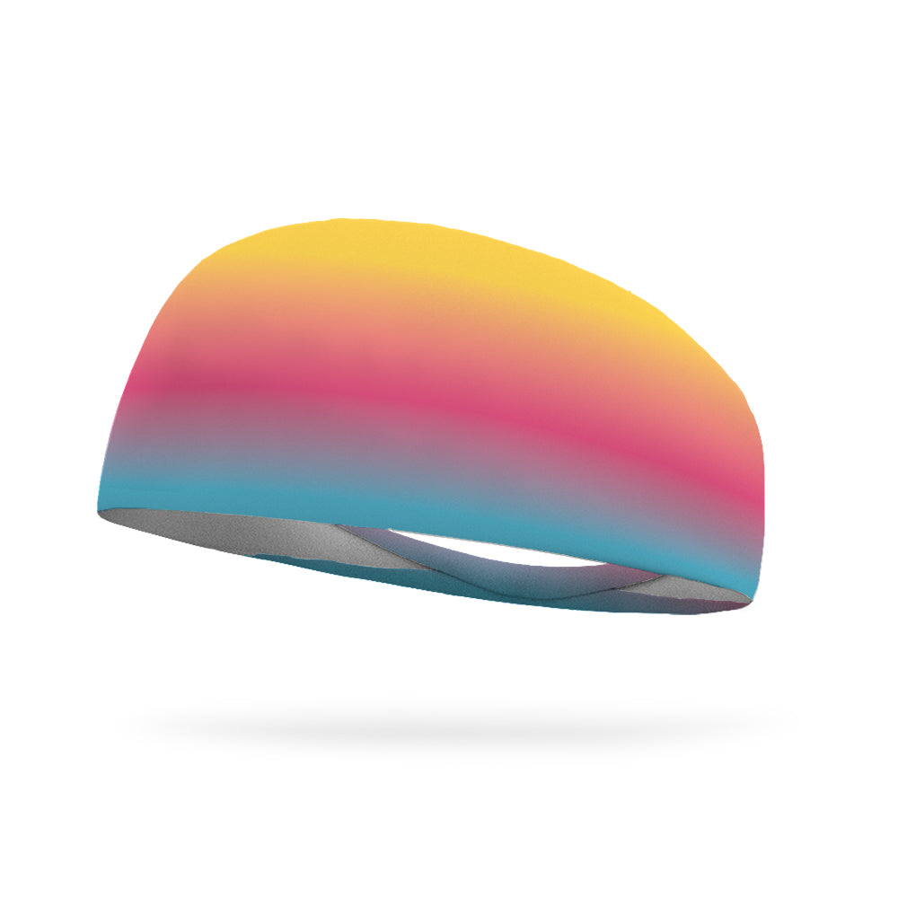 Easter Skies Performance Wicking Headband