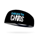 Embrace the Chaos Wicking Performance Headband