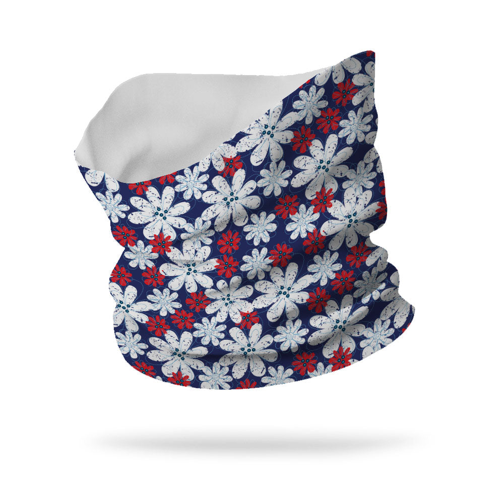 Floral Betsy Wicking Neck Gaiter