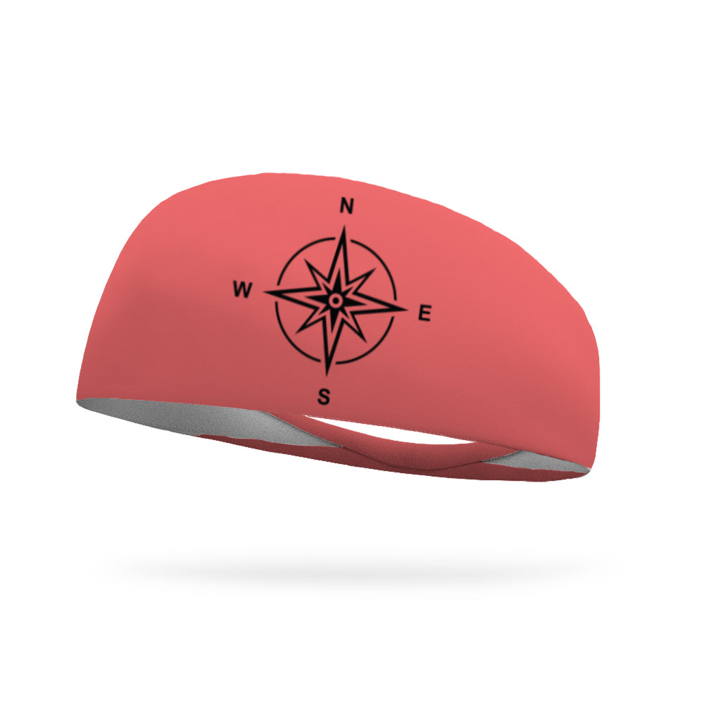 Find Your Compass Wicking Performance Headband