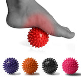 Therapeutic Foot Massage Ball with Holder Bag