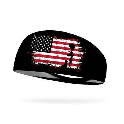 Tropical USA Performance Wicking Headband