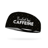 AlyFitMom Collection Fueled By Caffeine Wicking Headband
