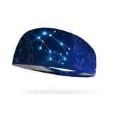 Zodiac Gemini Performance Wicking Headband