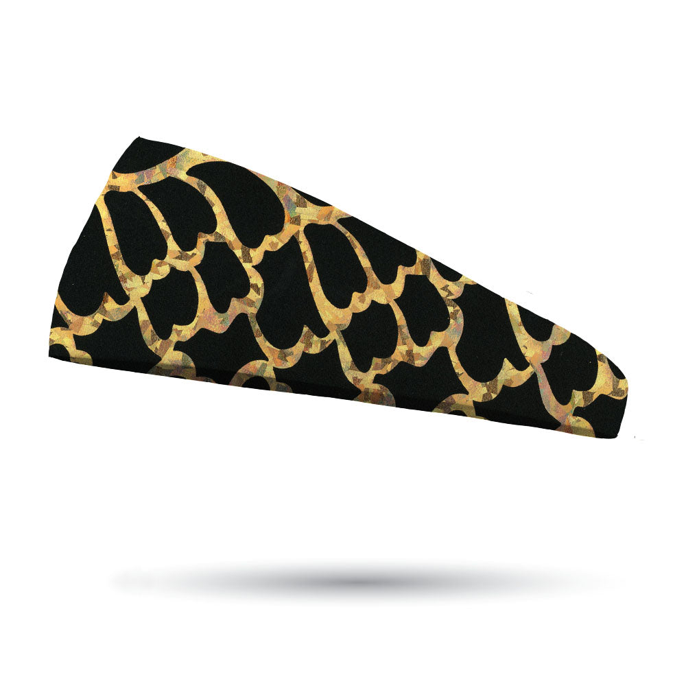 Fashion Gold Pedal Headband