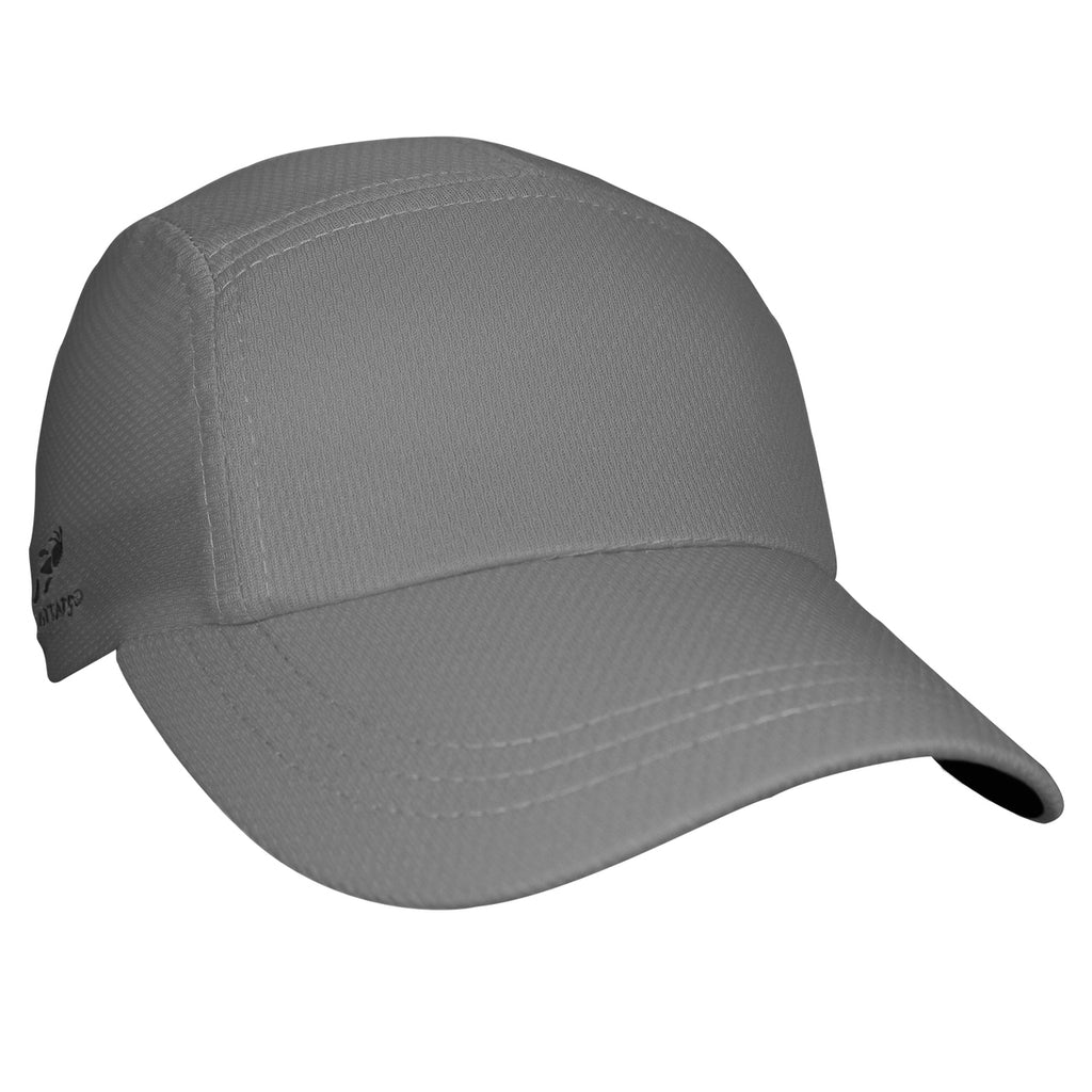 Solid Gray Race Hat
