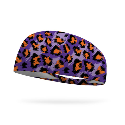 Halloween Donuts Wicking Performance Headband