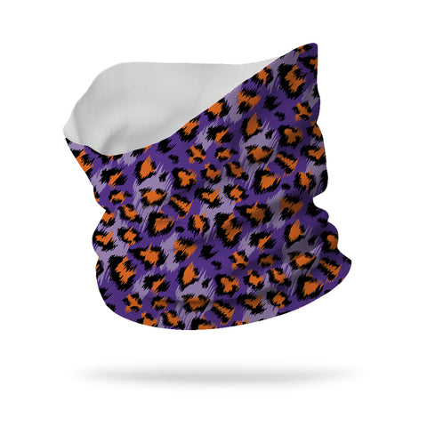 "Cancer Can Touch You But Not Your Soul Neck Gaiter Wicking Neck Gaiter 12"" Length"