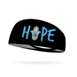 Hope Wicking Performance Headband (by Irit Spector)