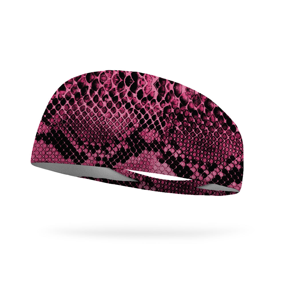 Hot Blooded Wicking Performance Headband